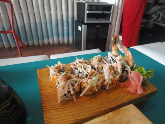 Tabetai Sushi Bar : Centolla