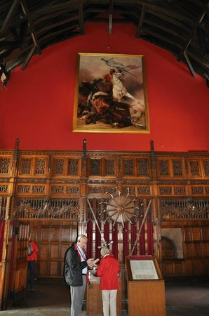 Edinburgh Castle - Main Hall