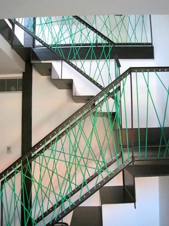 MOODs Boutique Hotel: stairs