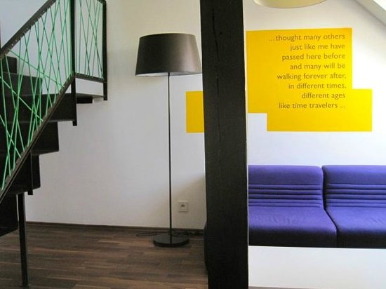 MOODs Boutique Hotel: room 505
