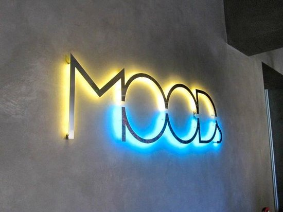MOODs Boutique Hotel: lobby