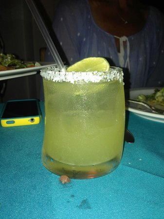 Hotel RipJack Inn: The perfect margarita