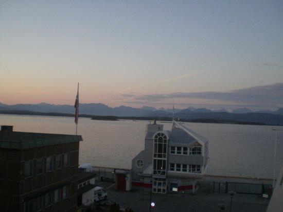 Quality Hotel Alexandra: View from balcony