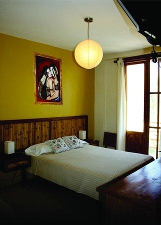 An'Anasha Hotel : Hab. Familiar con Sofa Cama / Single Bed with Sofa Bed Room
