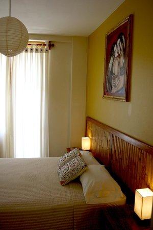 An'Anasha Hotel : Hab. Matrimonial / Single Bed Room