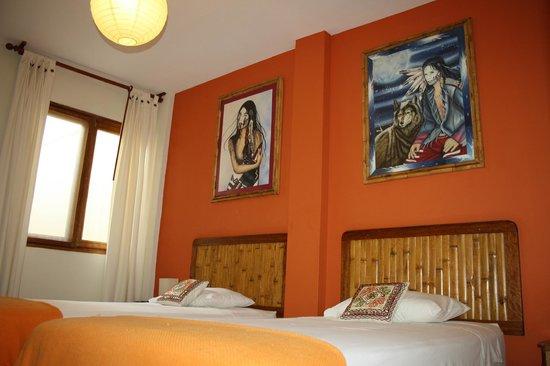 An'Anasha Hotel : Hab. Doble / Double Bed Room
