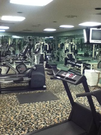 Indian Wells Resort Hotel: gym