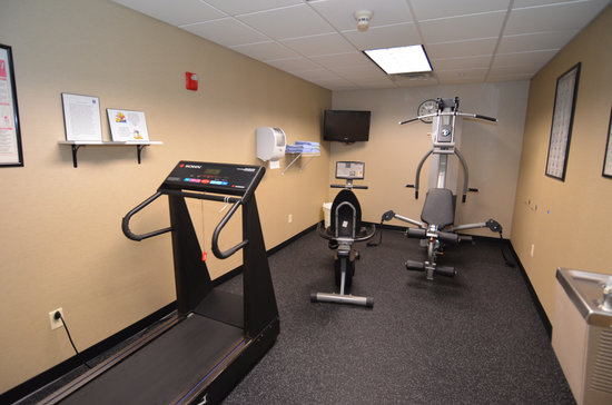 Comfort Inn & Suites North Conway: Exersize room