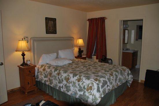 Fernwood Resort: our room