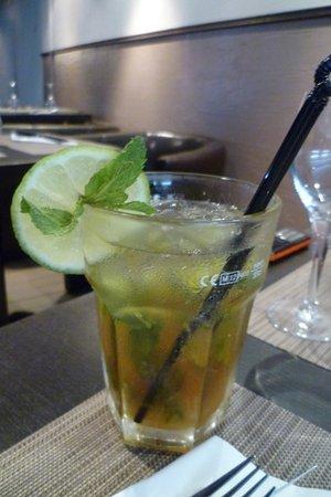 Bacchus Bar : Mojito