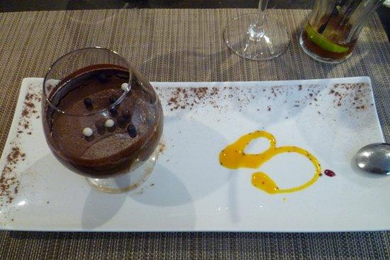 Bacchus Bar : Dessert