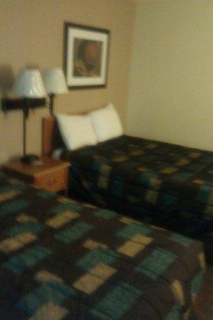 Super 8 Lewisburg: double room nice