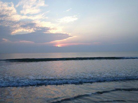 Best Western New Smyrna Beach Hotel & Suites: Sunrise