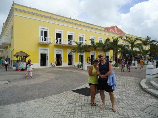 Cavernas Chaaktun : Cidade de Cozumel