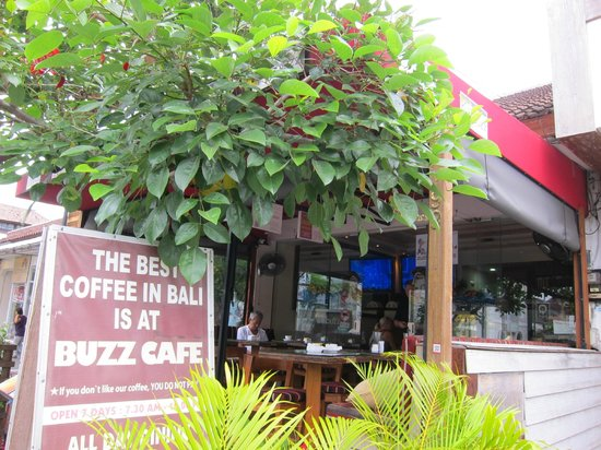 Buzz Cafe: street view