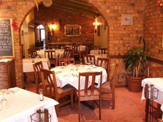 Capriccio Restaurant: Comfortable Atmosphere