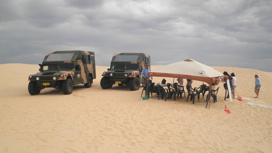 Sand Dune Safaris - Tours