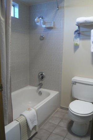 Days Inn Black Bear: Bathroom