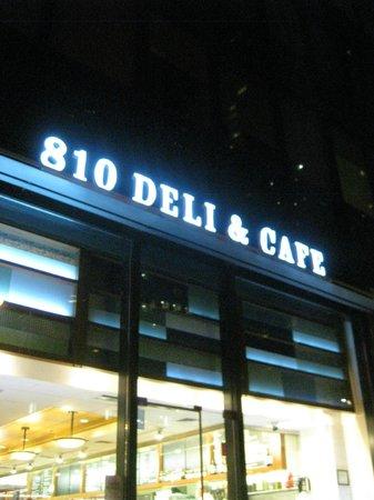 810 Deli Incorporated: exterior