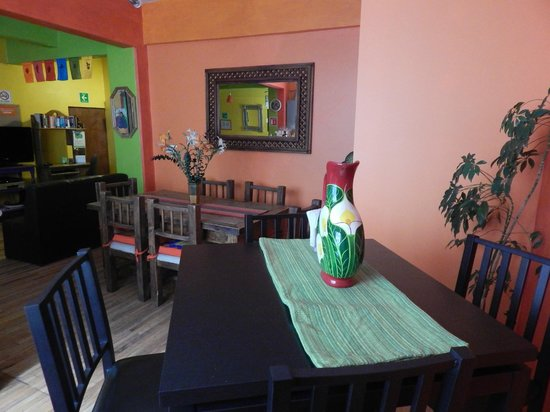 Chillout Flat Bed & Breakfast: COMEDOR