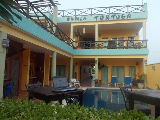 Bahia Tortuga Restaurant - Bar: .