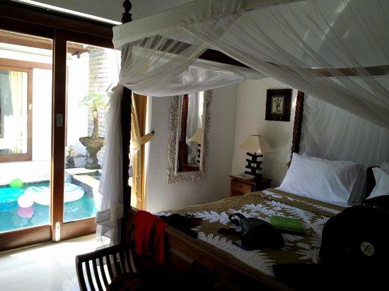 Villa Kamboja: Bedroom