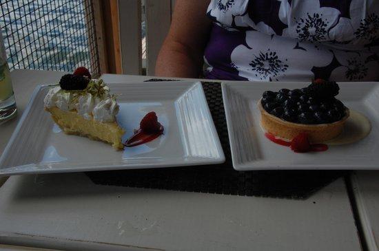 The Pavilion : Desserts