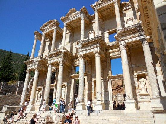Tayf Tours: Ephesus is amazing