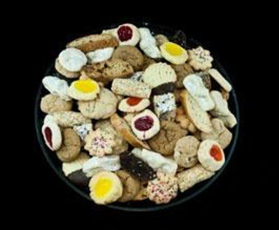 J Noto Bakery: Cookie Tray