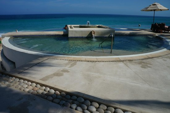 Marquis Los Cabos All-Inclusive Resort & Spa: Whirlpool