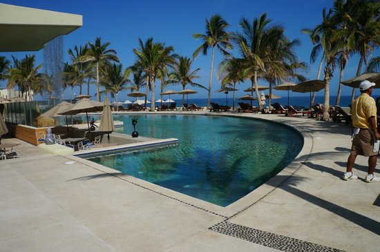 Marquis Los Cabos All-Inclusive Resort & Spa: Main Pool