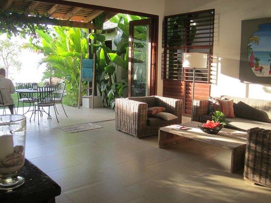 Villa 25: light and spacious villas
