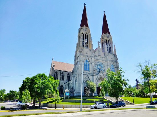 Cathedral of St. Helena: Helena Cathedral