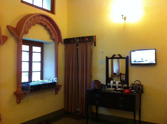 Ishwari Niwas Palace: The look of the room