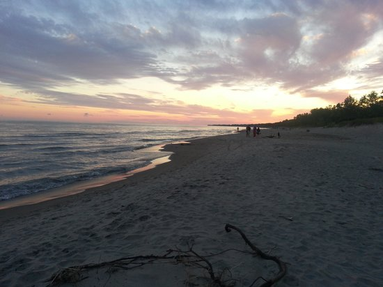 Long Point: breathtaking sunsets