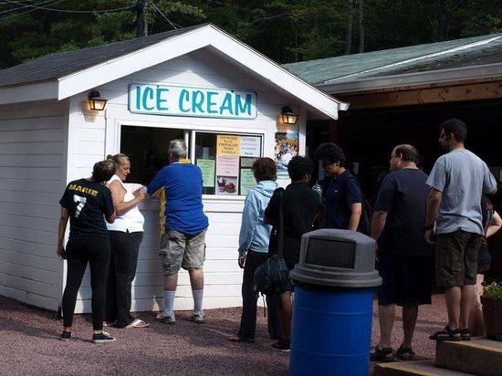 Whitewater Challengers: Ice Cream - Yumm