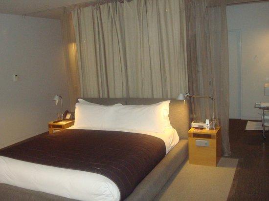 Hotel Gault: quarto