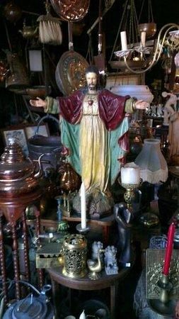 Medemblik, The Netherlands: Antiek winkeltje