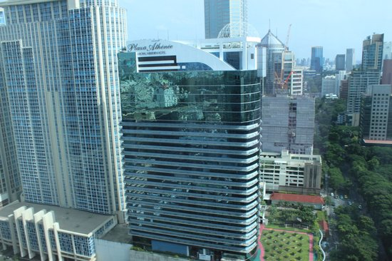 The Okura Prestige Bangkok: outside view