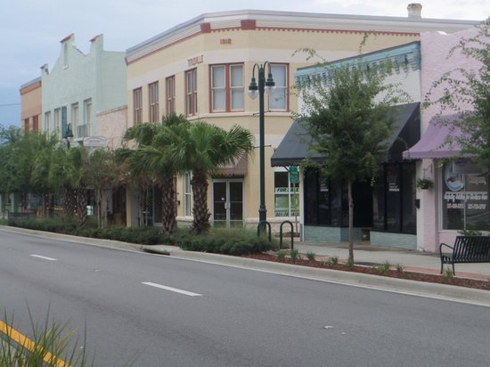 Budget Motel Titusville : Historic Downtown Titusville