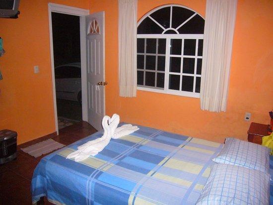 Hotel Hacienda Bacalar : todo muy limpio