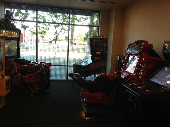 WorldMark Anaheim: Game Rm 1
