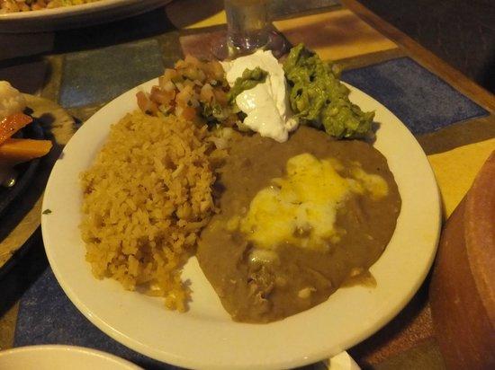 Maracas : Crab Tacos