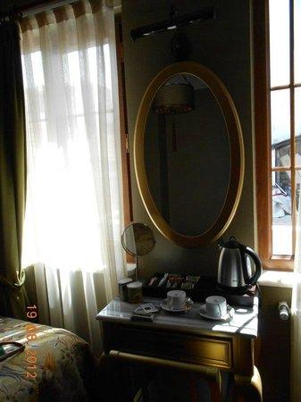 Merial Hotel: комната