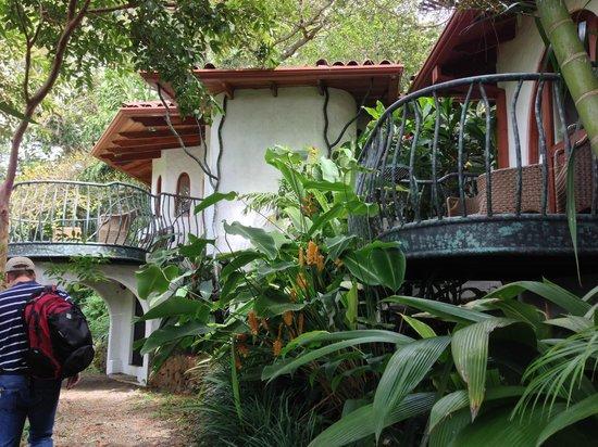 Finca Rosa Blanca Coffee Plantation & Inn: The lovely cottages
