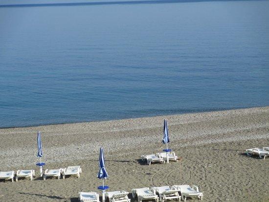 Nettuno Resort: la spiaggia