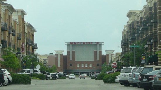 Regal Mayfaire Cinemas