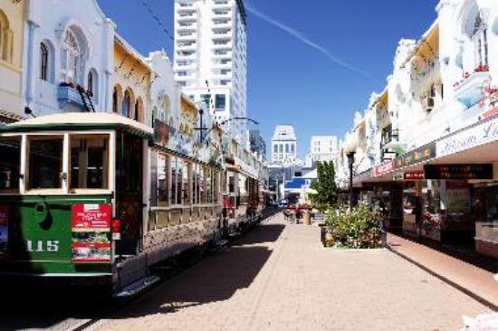 New Regent St Tram