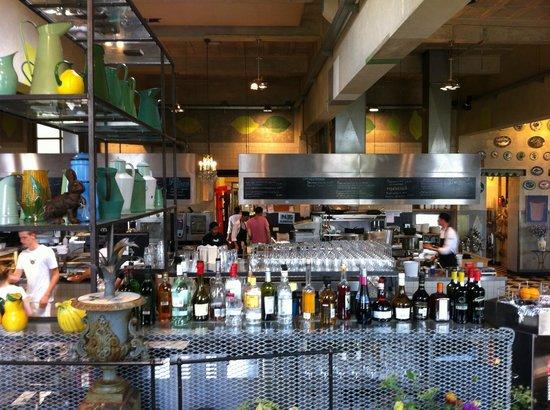 Villa Augustus : sfeerbeeld inclusief open keuken