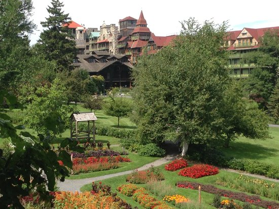 Mohonk Mountain House: House